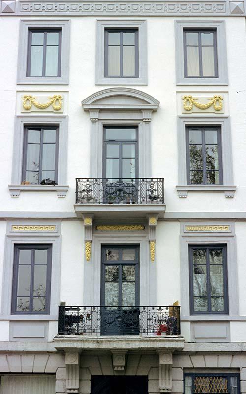 Restauration 25 rue royale lyon 69001 detry levy for 9 rue du jardin des plantes 69001 lyon